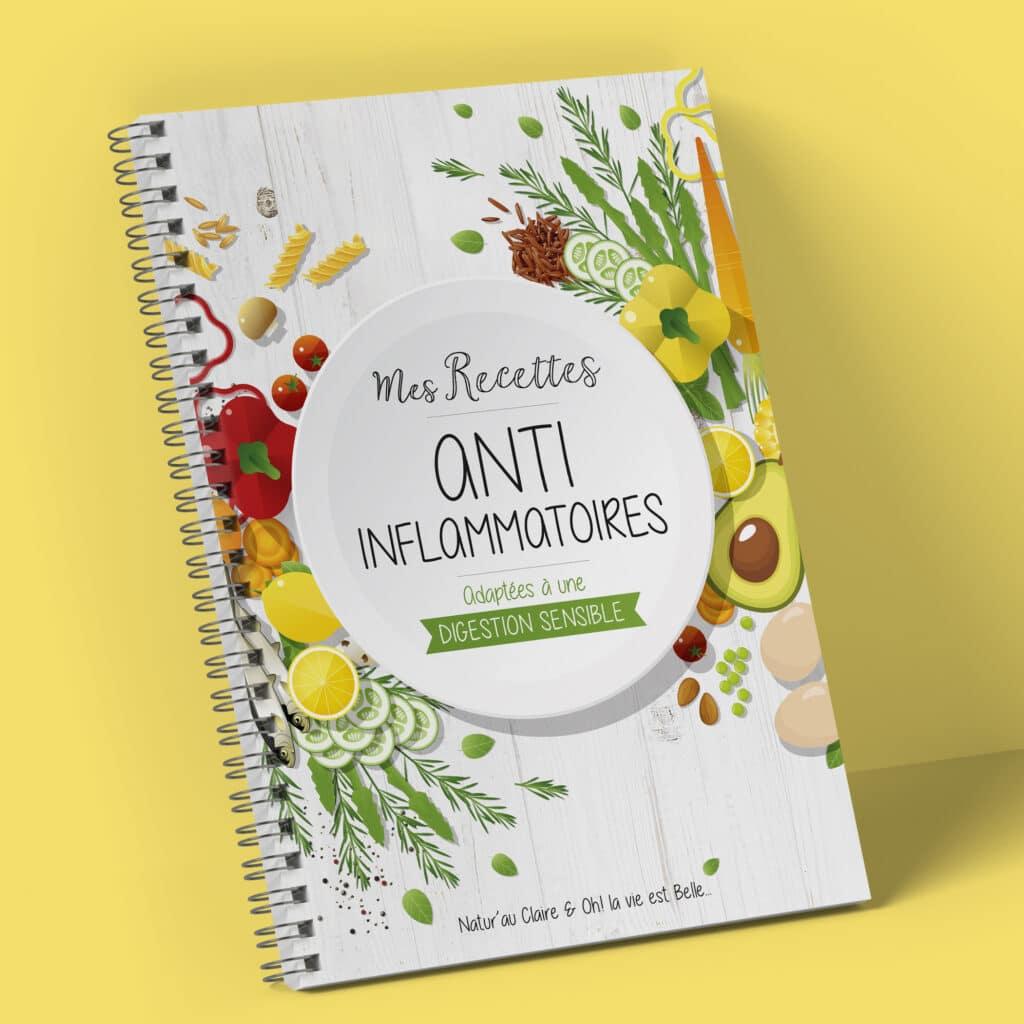 Ebook de recettes anti-inflammatoires