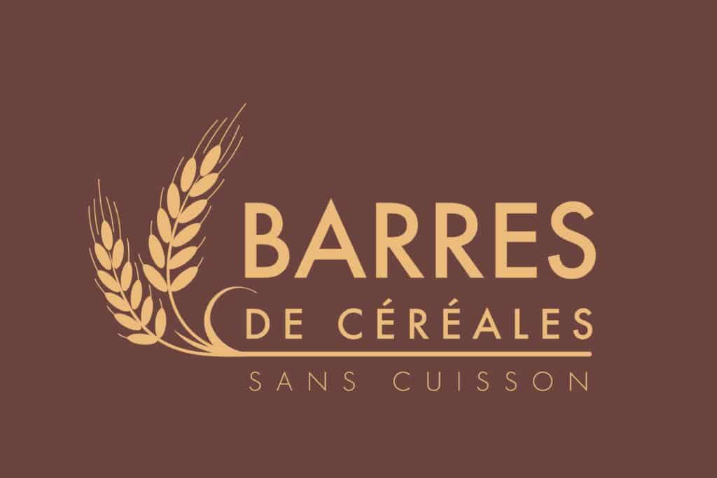 logotype barres de céréales