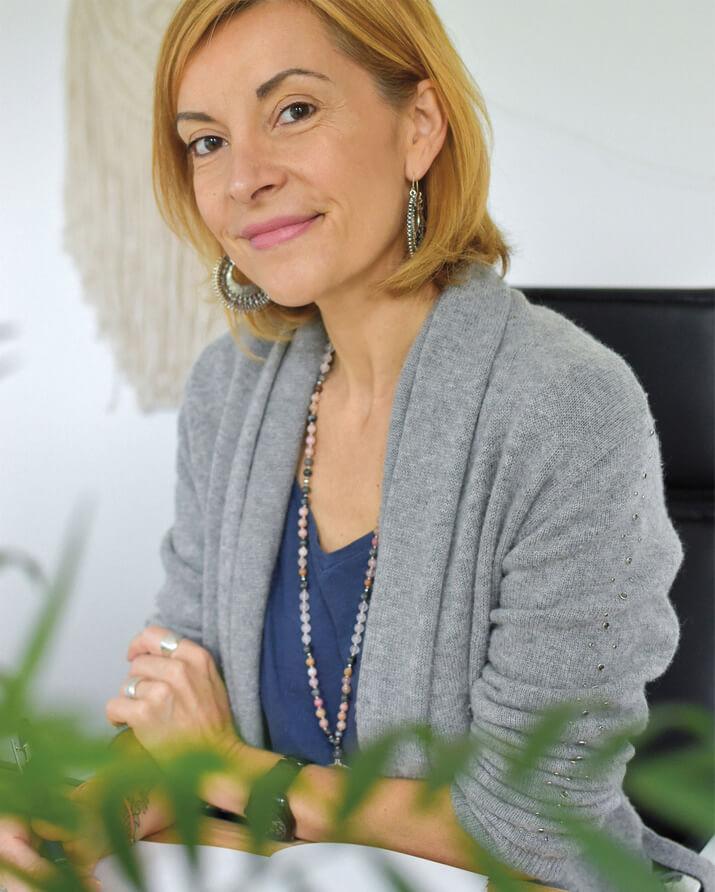 Portrait Nathalie Demarquoy